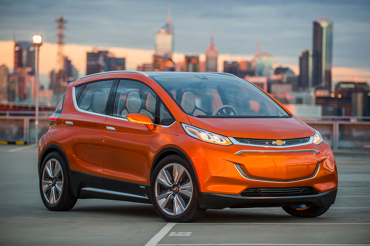 Chevrolet Bolt EV Concept Car