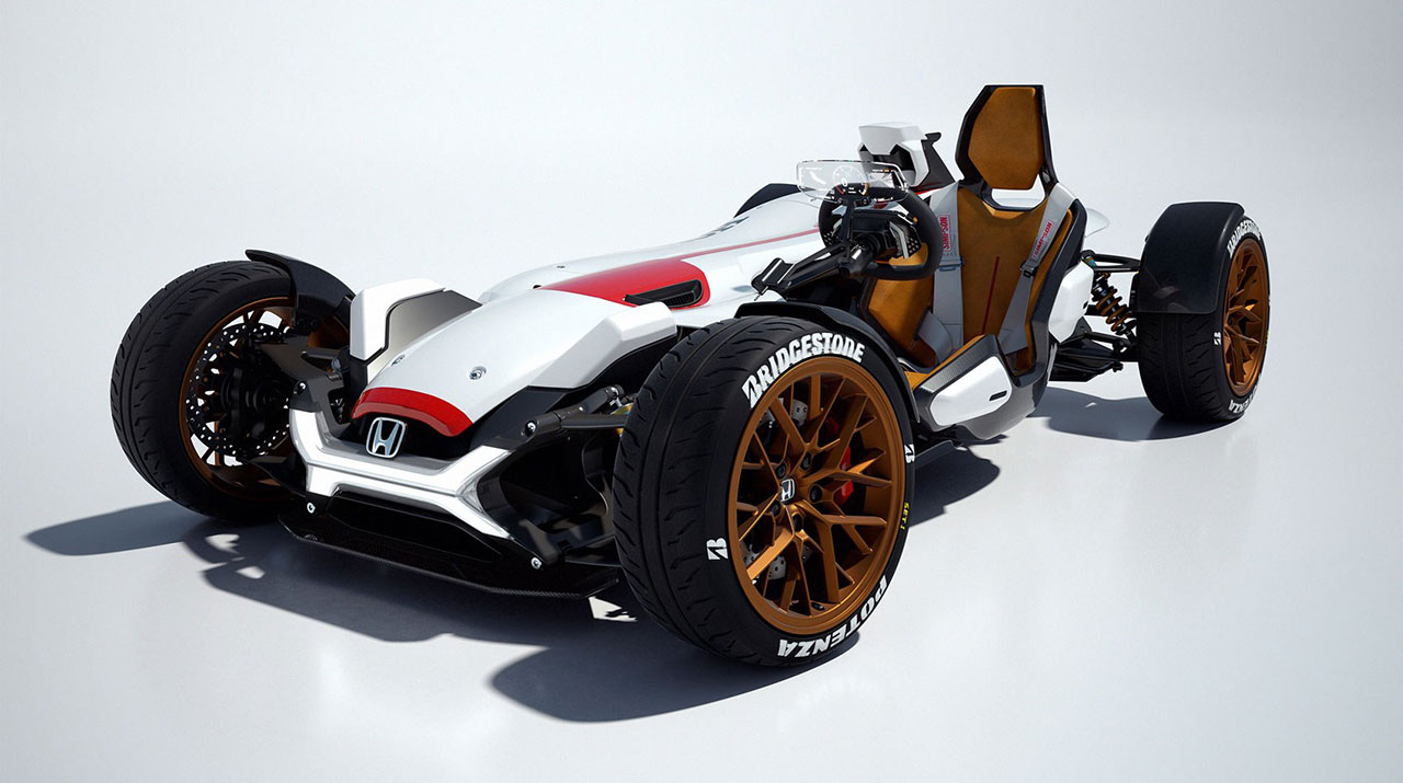 Honda Project 2&4 Concept Car