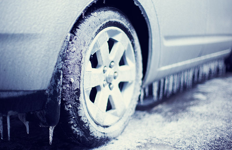 Winter Car Care Tips at Angel Plates