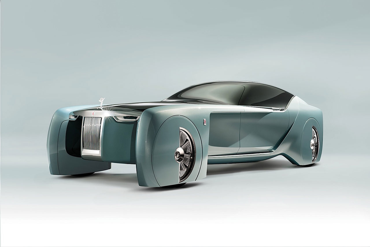 Rolls Royce next 103X Concept Car
